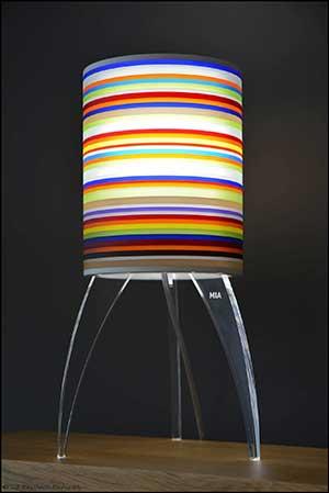 Lampada Mia - Dillo by Artigraph